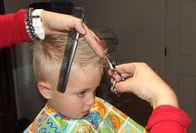 cut hair