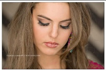 My portfolio {hair and makeup} / Work I've done. ;)