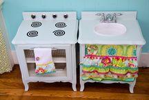 DIY - Kids furniture