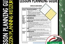 Teacher Planning and Organisation