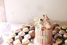 dorty, cake