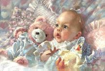 Vintage Baby & Children Pictures / by Jen Weatherby