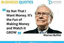 The CEO Quotes / Quotes dari CEO-CEO dan Business Leader dari perusahaan ternama