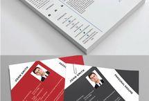 CV / Resume outline