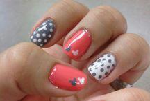 Nail things / Nail designs and you know, nail stuff...