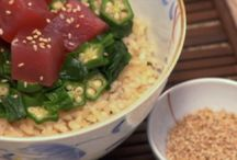 Our Recipes / Some of favorite Washoku healthy recipes