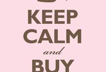 Keep calm  / Keep calm for everything
