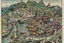 cities illustrations