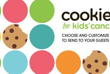 Evite your friends to be a #GoodCookie / The FIRST 25 people to create a ‪#‎Cookies4Kids‬ Evite will WIN an Evite Starter Kit of supplies to use at your event! ‪#‎BeAGoodCookie‬ and support children's cancer research by hosting an event this September.  / by Cookies for Kids' Cancer