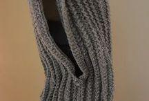 coletes de trico