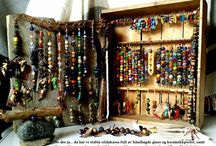 Beads found - viking, ethnic, - old, new, heavy, rustic, natural. / This is true beads.