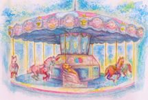 ABOUT US - Holiday Carousel / Take part in a holiday tradition with the Denver Pavilions Holiday Carousel!