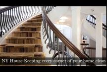 Dynamic and Untiring staff in NY Housekeeping