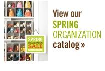 Organizing Stores