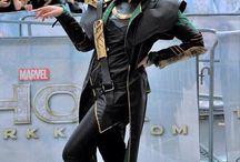 "Tom ""Loki"" Hiddleston"