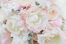 Wedding Flowers Pinks