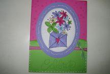 Card Ideas / by Rebecca DeBenedittis