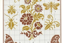 cross stitch motifs