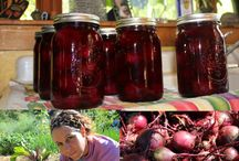 How to make pickled beets with honey and allspice - the recipe and tutorial