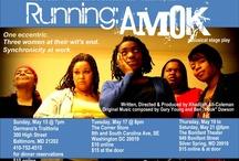 Running: AMOK