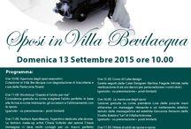 FIERA SPOSI / FIERE, OPENDAY ED EVENTI PER IL SETTORE WEDDING