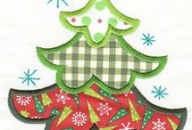 Christmas Quilts & Sewing Crafts...