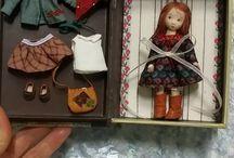 Doll Trunk ideas
