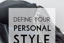 Choosing a personal style