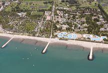 Centro Vacanze / Centro Vacanze & Golf Pra' delle Torri: 120 ettari ricchi di idee proposte ed eventi per grandi e piccini. Per le tue vacanze a Caorle, a pochi chilometri da Venezia.