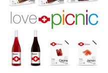 LOVE PICNIC / PICNIC embutidos y vinos