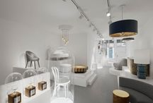 SPACES: RETAIL + COMMERCIAL / by Bri Cole