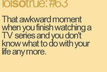Favorite tv shows and movies