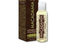 Kativa Natural Oils / - Έλαιο Κερατίνης για θρέψη 60ml - Έλαιο Macadamia για ενυδάτωση 60ml - Έλαιο Argan Oil για αναδόμηση 60ml