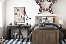 Мебель спальни мальчика