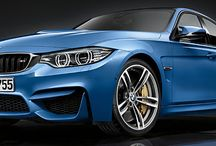 BMW M3 / The BMW M3 is a high-performance version of the BMW 3-Series, developed by BMW's in-house motorsport division, BMW M.