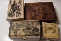 Holzboxen