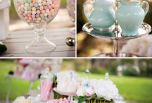 Ladies Tea Party ideas for May / This is for a tea party I am hosting in May / by Angie Guthrie