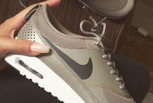sneakers & heels
