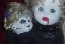 Dolls / Everybody loves a spooky doll :)