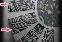 Marks Design / Tattoo Back Piece