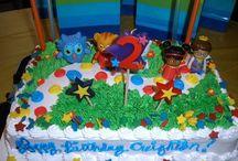 2nd birthday  ideas / by Valerie Lane