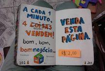 """Ideias de """"Destrua Este Diário"""""""