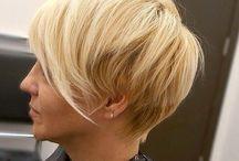 Choppy hair styles