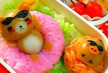Japanese Bento & Kawaii Food