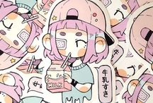 cute is another definition for psycho / i'm not so sure myself what this exactly is about.  loli's btw are not cute