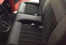Chevy C10 interior