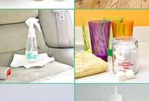 DIY cleaning supplies