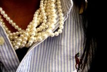 GIRL CAN NEVER HAVE TOO MANY PEARLS
