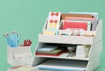 Office Decor / by Katy Selzer