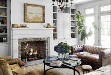 decor: natural, leathers and hide